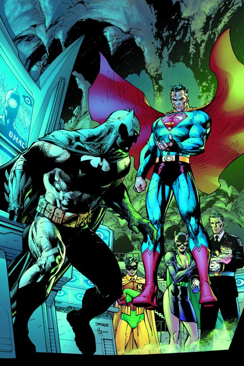 Infinite Crisis #3: Oh, Wow - Mabfan's Musings — LiveJournal